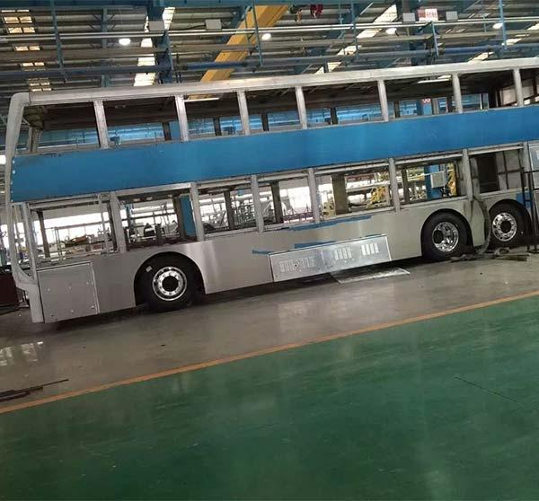 杭州客车喷涂