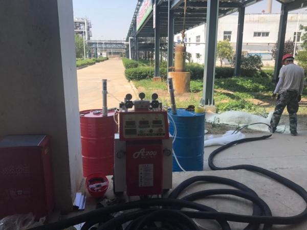 聚氨酯现场发泡机